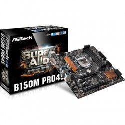 Asrock Placa Base B150M PRO4S mATX LGA1151