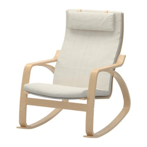Ikea Poang Chair Good For Nursing ~ Ikea I Poang I Rocking Chair  b o y s brady's nursery  Pinterest