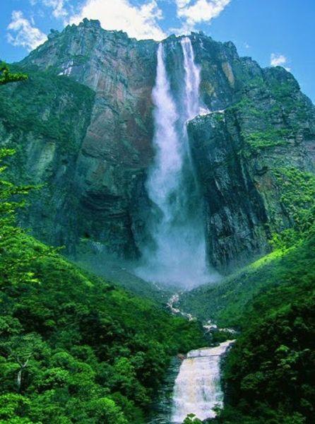 Angel Falls - Venezuela | Full Dose