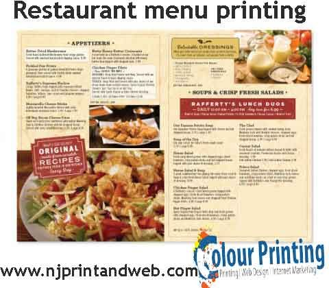 We Can #Print #Restaurant #Menu, Fine Dining Menu etc, and can print in any size and shape. http://www.njprintandweb.com/printing/print-restaurant-menu/