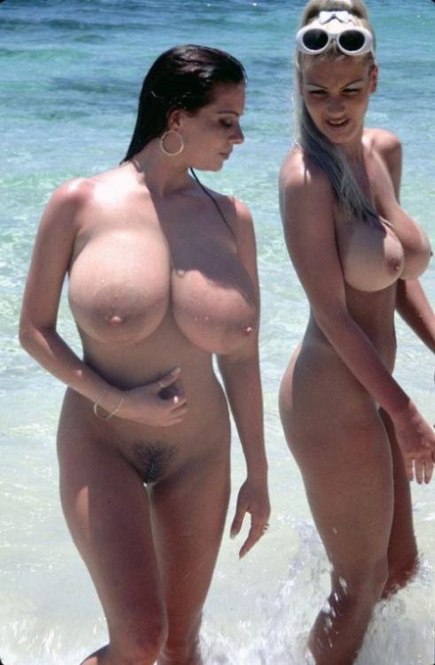 Nude Beach Big Boob