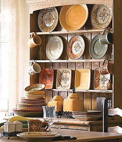 Artimino Sienna Dinnerware | Dillards.com