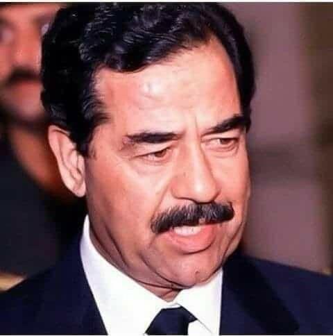 Pin By روائع الصور On صور صدام حسين عالية الوضوح Saddam Hussein