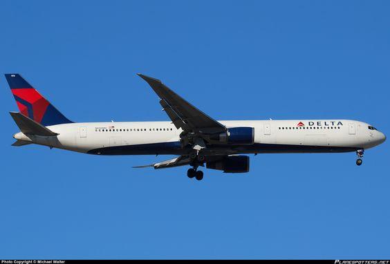 N840MH Delta Air Lines Boeing 767-432(ER)