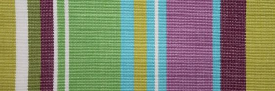 Striped fabric for sofa / cushions