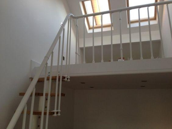 Mezzanine Floor Garage Conversions And Mezzanine On Pinterest