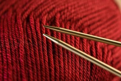 How to Convert Knit Patterns on Circular Needles to Straight Needles Circul...