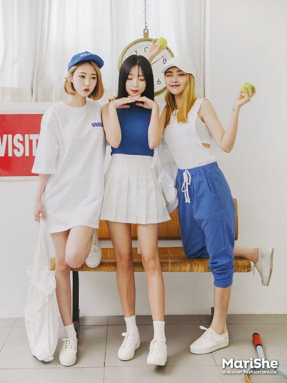 Marishe Korean Fashion Similar Look I Pin By Aki Warinda Dearzuffy Fashion: