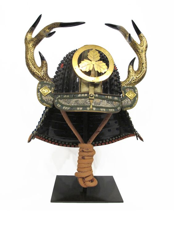 Samurai's helmet, Kabuto | My Love of Japan and Tokyo ...