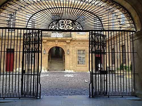 Mairie (Prefeitura) de Aix en Provence