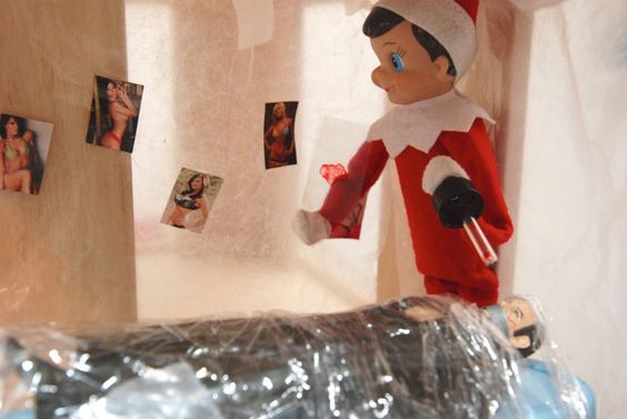 Dexter Morgan Elf