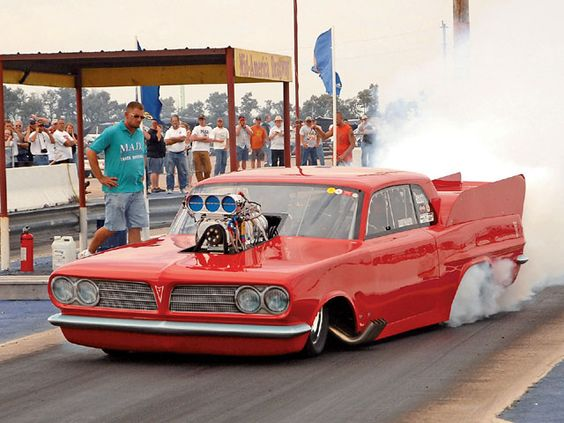 Pontiac Tempest Promod Drag Racing Pinterest