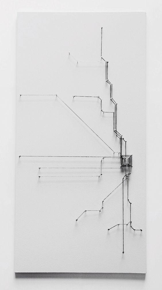 Antiutopic Jenn Kangas Kartografi Gambar Arsitektur Presentasi Arsitektur