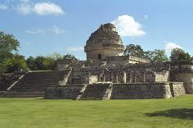 El Caracol é o nome do observatório astronômico construído pelos maias