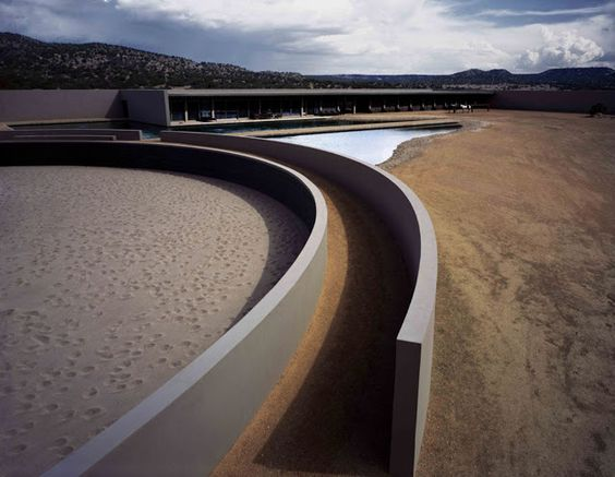 Le ranch de TOM FORD par Tadao ANDO