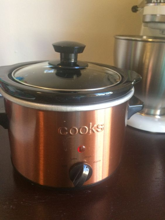 Prepare ahead slow cooker meals