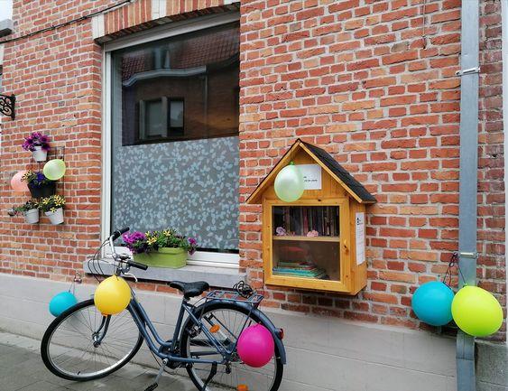 Brugge Dag van de Minibieb 2021