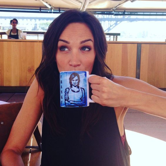 Nicole Da Silva is perfect