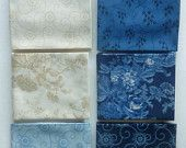 """Cold Spell Fat Quarter Bundle~Group #2~Dark~8~Fat Quarters 18"""" x 22""""~42220AB~Fast Shipping FQ275"""