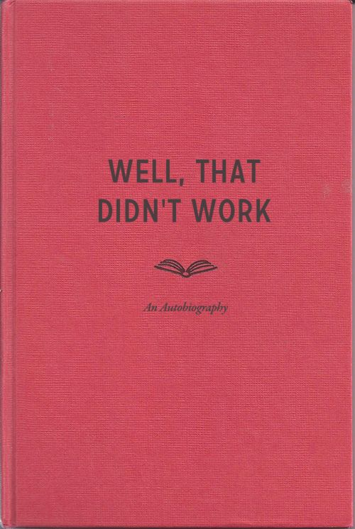 How should i start an autobiography about my life?