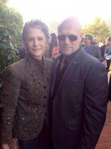 Melissa McBride et Michael Rooker aux Saturn TV Awards [Photo du jour]