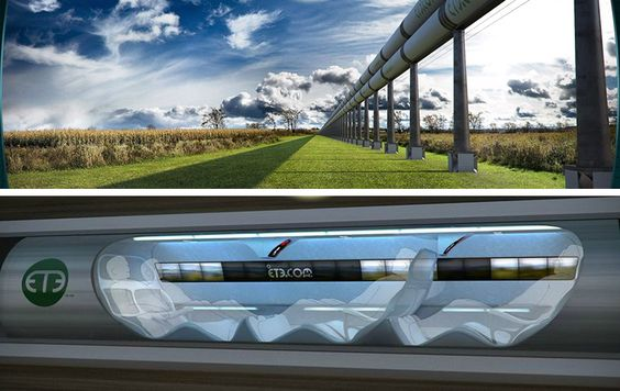 Elon Musk Reveals Open Source Design for 14,000 Mile-an-Hour Vacuum Tube Railroad ... Amazing!  And if the ticket could be affordable than it could be life changing