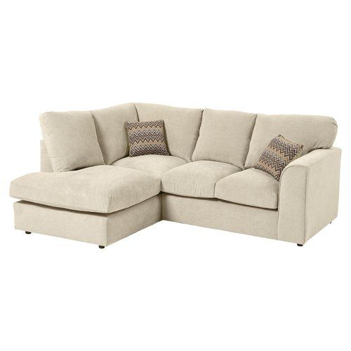 Lilly Corner Sofa Zipcode Design Upholstery Taupe Orientation Left Hand Facing In 2020 Corner Sofa Modular Corner Sofa Living Room Sofa Design