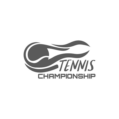 Visit Our Gallery For Best Logo Of Tennis Vector Design Logo Template Tennis Racket Tennis Ball Us Open Tabl Custom Graphic Design Cool Logo Logo Design