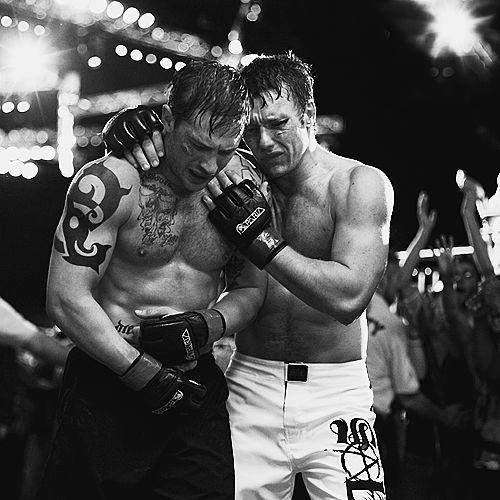 Warrior Movie Fight Scene: Joel Edgerton, Tom Hardy And Toms On Pinterest