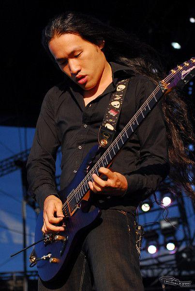 Dragonforce Guitarist