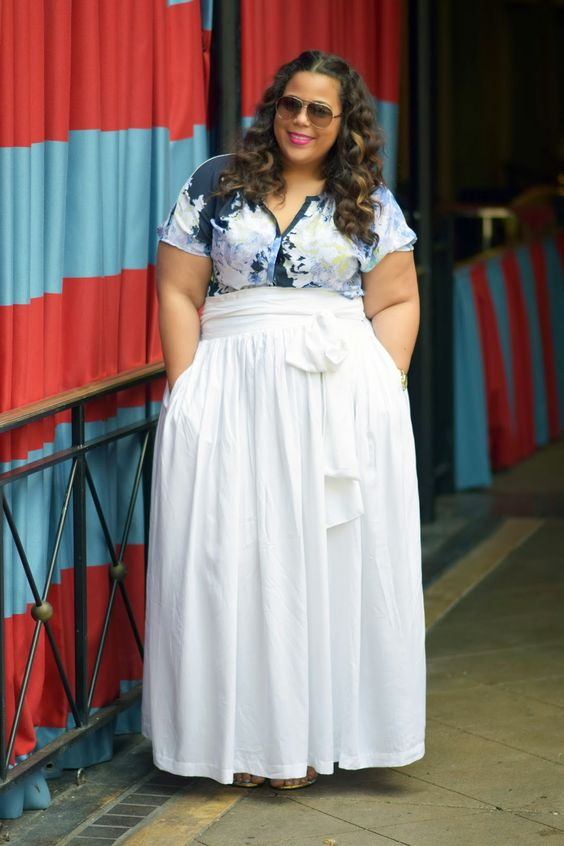 Blog of a Plus Size Girl's walk through life as a fashionista.