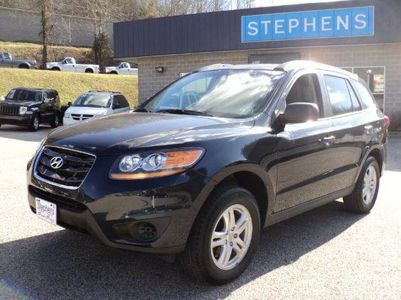 5xyzgdab5bg023863 2011 Hyundai Santa Fe 22999 Cars For Sale Used 2011 Hyundai Santa Fe Hyundai Santa Fe