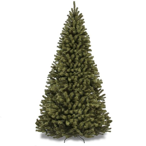 Best Choice Products 75\u0027 Premium Spruce Hinged Artificial Christmas
