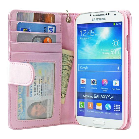 Samsung Galaxy S4 Wallet Case - Navor
