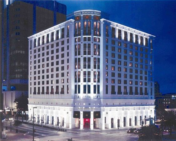 Grand Bohemian Hotel Orange Avenue And South Street Downtown Orlando Real Estate Pinterest Small Boutique
