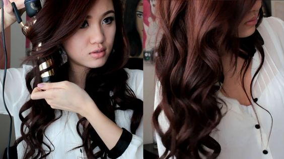 How to make lovely soft romantic curls hair style step by step DIY tutorial instructions, How to, how to make, step by step, picture tutorials, diy instructions, craft, do it yourself