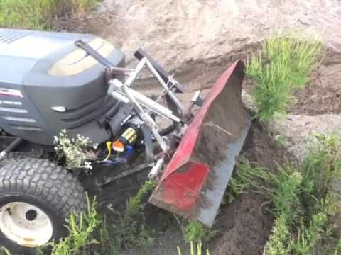 Tractor Updates And Accessories Youtube Tractors Lawn Mower Tires Homemade Tractor