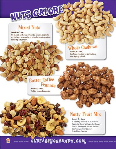 This fundraising brochure offers 21 gourmet snack and candy fundraisers with great taste, quality, and price!