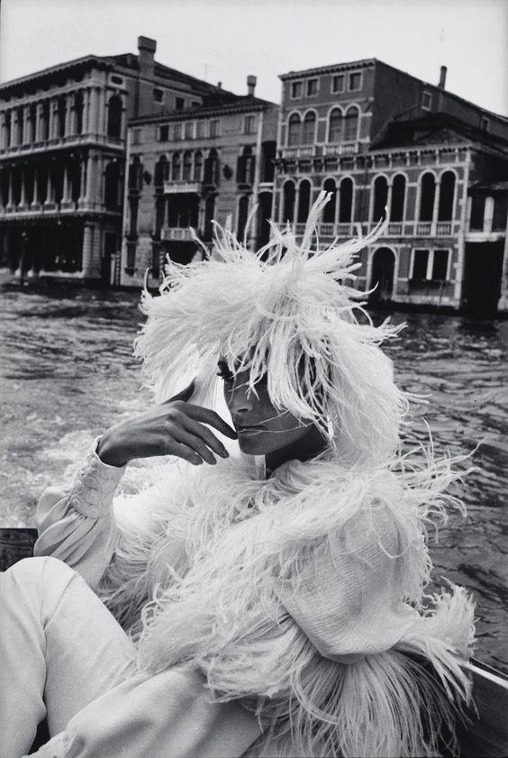 F. C. Gundlach, 1960s. #Venice: