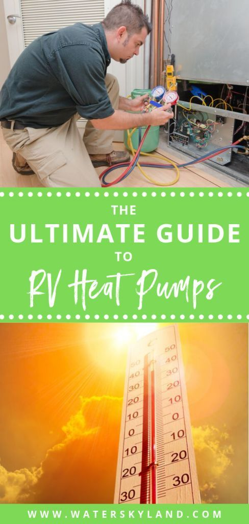 Ultimate Guide To Rv Heat Pumps In 2020 Heat Pump Heat Pump