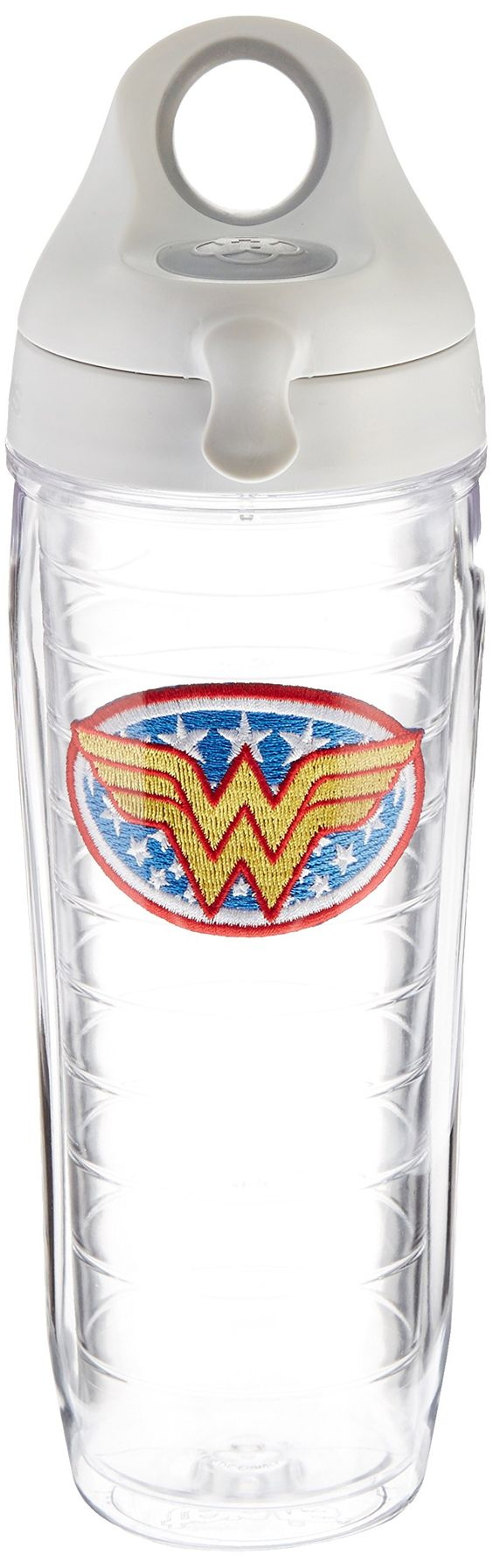 Freezer Dishwasher Microwave Safe Construction Free Tervis Warner Bottle Wonder Woman Oval Polyester Bpa