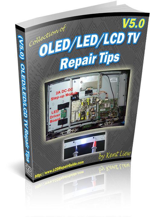 V5 0 Oled Led Lcd Tv Repair Tips Guide Repair Screen Repair Sony Led Tv