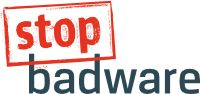 Stop Badware  A nonprofit that makes the Web safer by fighting badware Report Badware