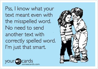 Haaaa...so true