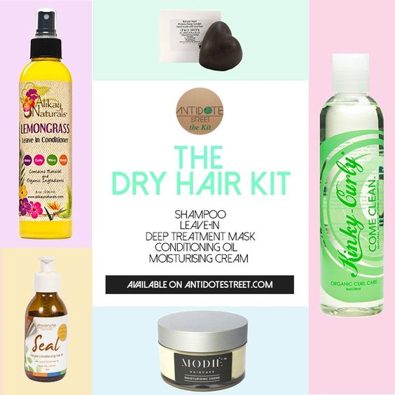 Must Have Für Naturkrause Haare | 3 Natural Hair Care Kits Für Beste Pflege