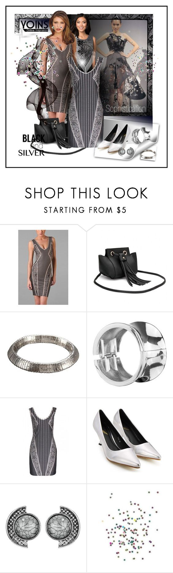 """Sophistication"" by ul-inn ❤ liked on Polyvore featuring Topshop and yoins"