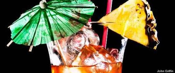 The Huffington Post - Punch Recipes: Large, Shareable Summer Party Cocktails