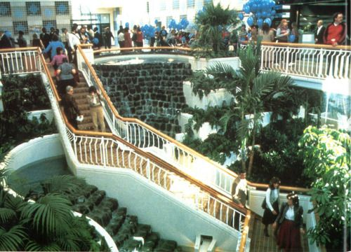 80sretroelectro Gwinnett Place Mall Duluth Georgia Built In 1984 Scan 1 Places Building Outdoor Decor