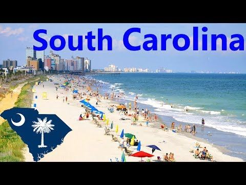 The 10 Best Places To Live In South Carolina Youtube With