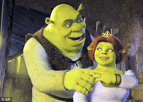 The o'jays, Shrek and Royals on Pinterest